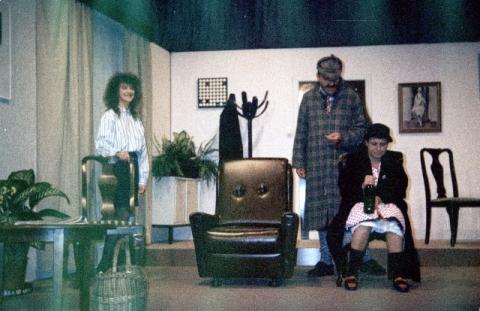 Kathleen Van Zwol, Luc De Mol, Marleen De Cock