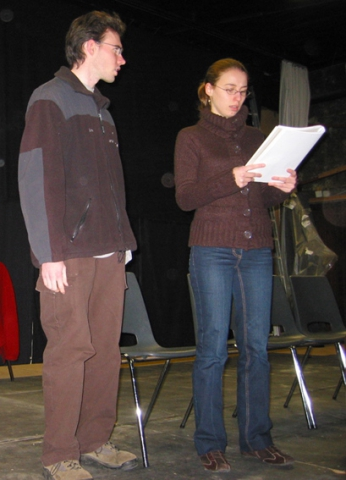 Arne en Vicky